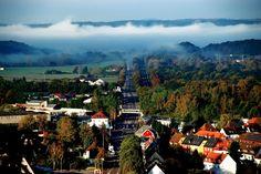Guten Morgen Homburg, ... war schön bei Dir. Bis zum nächsten mal. Aber noch schöner ist es wieder zu Hause. Ob mit oder ohne Sonnenschein und Nebel. :-=