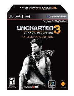 Uncharted 3: Drake's Deception Collector's Edition by Sony Computer Entertainment, http://www.amazon.com/dp/B0053OOEAA/ref=cm_sw_r_pi_dp_cMqYpb0GD9ADS