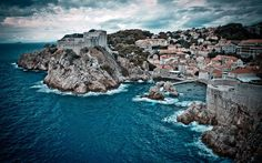Cavtat, Croatia. Relax in this quaint city on the Adriatic while eating delicious seafood and getting to know all the participants