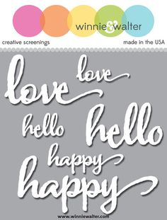 The Big, the Bold and the Happy Creative Screenings - Winnie & Walter, LLC