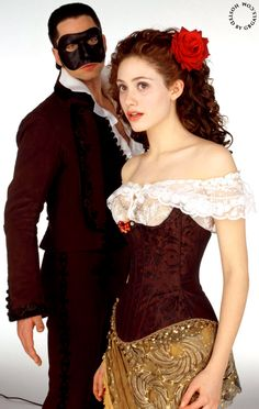 Phantom of the Opera -- The singing is very good, with Emmy Rossum and Gerard Butler having beautiful chemistry. Very good adaptation of A. L. Weber's masterpiece.