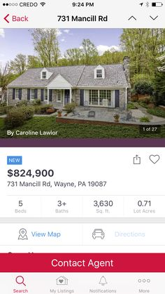 Wayne, PA/Philadelphia, PA Homes