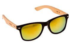 Γυαλια Ηλιου  Artwood Milano Bambooline 2 MP200 Black Gold Mirror Polarized - bamboo temples Τιμή: 100,00 € #eyeshopgr #artwoodmilano Temples, Wayfarer, Sunglasses, Eyes, Shopping, Style, Swag, Shades, Wayfarer Sunglasses