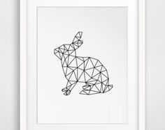 27 Best Geometric Shapes Of Animals