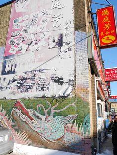 China Town & Korea Town, Toronto Canada - Kanada