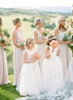 Bridesmaids dresses: Ceremony By Joanna August - Rustic Elegance in Beaver Creek at Red Sky Ranch captured by Erin Hearts Court Lavender Bridesmaid Dresses, Bridesmaid Dresses Plus Size, Bridesmaids And Groomsmen, Wedding Bridesmaids, Wedding Colors, Wedding Styles, Perfect Wedding, Dream Wedding, Wedding Inspiration