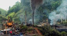 Pollution Chine : 33 photos qui montrent la situation en Chine