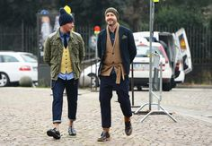 StreetStyle from Florence Jan. 2013
