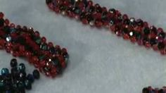 4 Row Netted Bracelet