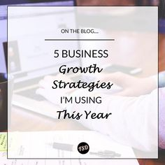 Well 2019 is here and Im a little late but I have sat down to reflect on my business in 2018 and have written some goals I want to achieve this year.  My main goal is to grow my business and I am planning on implementing these 5 strategies which will help me achieve my goals.  Click my link in bio to read the full post! . . .  #newontheblog #businessgrowth #marketingstrategy #webdesign #project #websitedesigner #mobileresponsive #wordpress #wordpresswebdesign #freelancer #solopreneur… Web Design London, Mobile Responsive, Business Website, Digital Marketing, Reflection, Things I Want, Wellness, Goals, Writing
