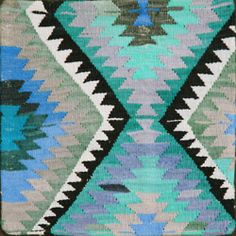 Colors + Pattern...lovve.  [the inner Pocahontas i suppose]