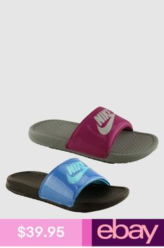 d14fc72918e532 Nike benassi jdi womens ladies slides slipons summer shoes on ebay australia