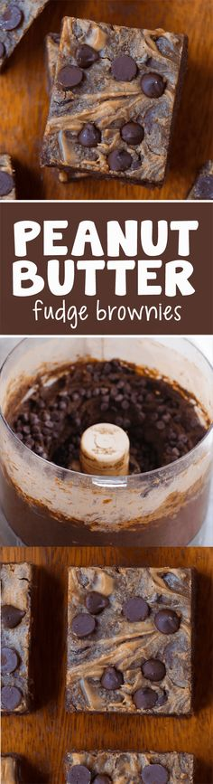 Flourless & ultra fudgy brownies, easy to make and completely delicious! From @choccoveredkt