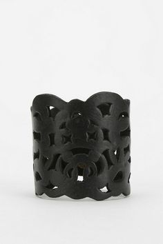 Spell & The Gypsy Collective Midnight Cowgirl Leather Cuff Bracelet #urbanoutfitters