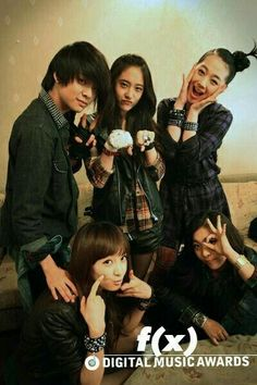 Queens when they were younger ~♡♡ #amberliu #sulli #victoria #krystal #luna #songqian #choijinri #parksunyoung #jungsoojung #f(x) #kpop