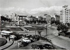 santiago antiguo - Buscar con Google Cerro Santa Lucia, Cities, Old Photos, Past, Street View, Explore, Google, Travelling, Vintage