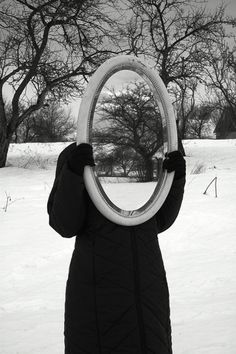 Reflections by camil tulcan. Clever, yet slightly disturbing