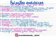 #biologia #ecologia #relaçoes
