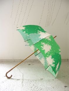 Springtime umbrella!
