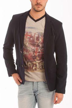 3862 587 #blazer #americana #chaqueta #hombre #unitryb  #mantshirt #fashion #beautiful #spring #springcollection #collecionprimavera #primavera #sixvalvesgroup www.sixvalves.com #summer #verano