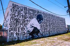 Street Art in Wynwood, Miami  Posted in miami, missme, street art, wynwood