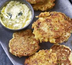 An impressive vegetarian main bursting with flavour - be sure to fry the pancakes just before serving so they stay crisp