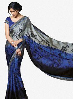 bc3d95fd2 16 Best New Designer Saree s images