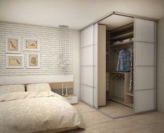 Schlafzimmer hálószoba em 2019 home bedroom, bedroom wardrob Bedroom Closet Design, Closet Designs, Home Room Design, Home Bedroom, Home Interior Design, Bedroom Decor, Bedrooms, Bedroom Corner, Bedroom Designs