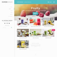 Ecommerce Store Page
