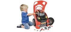 This Playset Teaches Your Kids How to Take Care of a Real Car