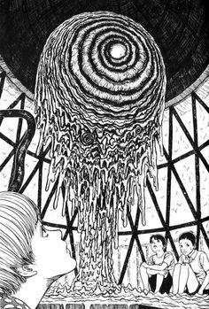 Uzumaki, Spirale, de Junji Ito