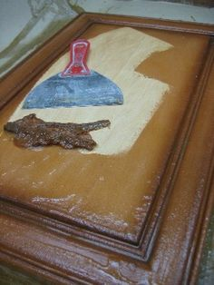 Very good instructions on how to restore old furniture. helpful-indeas