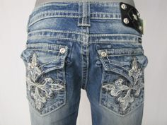 Miss Me JP5335P6 Capri Hose Damen Jeans Gr.W27 NEU!!! | eBay
