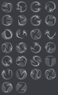 "Buchstabengewitter, translating to ""Letter Storm,"" is a project by typographer Ingo Italic (subtle!) from the Berlin studio Letters Are My Friends. The project reinterprets our written language in true, 3-D space."