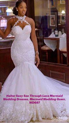 Wedding Styles, Wedding Photos, Unique Bridesmaid Dresses, Dream Wedding, Wedding Day, Lace Mermaid Wedding Dress, Ladies Fashion, Women's Fashion, Wedding Gowns