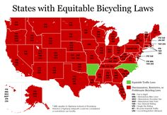 equitable law map