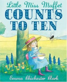 Little Miss Et Counts To Ten By Emma Chichester Clark Available At Book Depository With Free Delivery Worldwide