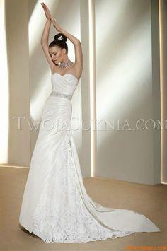 Vestidos de noiva Fara Sposa 5071 2012