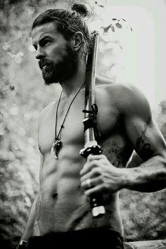 Sexy Beard | Pinterest : @patriciamaroca