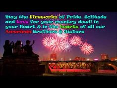 Independence Day 2017 wishes with fireworks