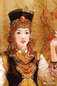 """她是才女,最美的""""东方画姬""""!可惜只活到38岁,直到生命最后一刻她都在书桌前伏案创作"""