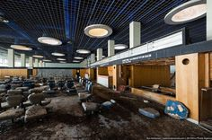 nicosia international airport abandoned Infiltrating Nicosias Abandoned International Airport & Derelict Aircraft (20 Photos)