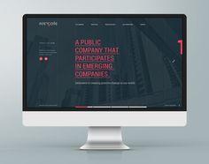 Intercore by Phoenix, the Creative Studio, via Behance