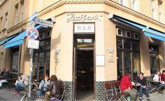 Café Hackbarth's - Joachimstraße, Ecke Auguststraße | So sehr hat sich Berlin seit 1990 verändert