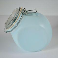 NIGELLA LAWSON LIVING KITCHEN 1.5LT DUCK EGG BLUE STORAGE JAR Pastel Kitchen, Nigella Lawson, Duck Egg Blue, Jar Storage, Flask, Kitchen Ideas, Ebay