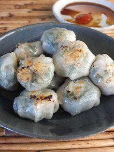How to make Chive Dumplings, Dim Sum, Jiaozi, Chinese Shrimp Chive Dumplings, Shuijiao, Guotie, Zhengjiao, Chinese recipe