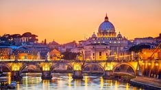 After Tom takes over Dickie his identity. He goes to Rome and live there in a hotel for a while.