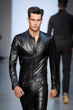 "monsieurcouture: "" Calvin Klein S/S 2008 Menswear Milan Fashion Week """