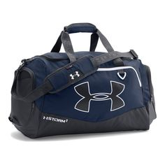 02b84ce10bbb With premium durability and performance, this Under Armour Undeniable MD II  duffel bag is a perfect match for the toughest athletes.