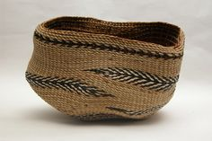 Feathers will Fly Double-Wall Basket